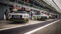 Con Bentley dietro le quinte del Blancpain GT Endurance - Immagine: 21