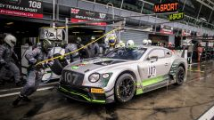 Con Bentley dietro le quinte del Blancpain GT Endurance - Immagine: 35