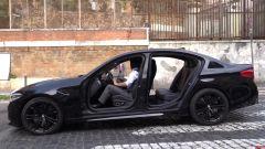 Dietro le quinte di Mission Impossible 7, Tom Cruise al volante di BMW M5