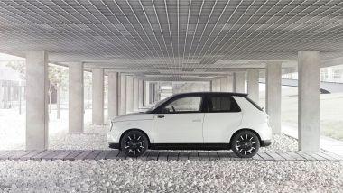 Dimensioni da citycar per la nuova Honda e