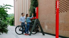 Repower presenta DINAclub, rete di ricarica per biciclette elettriche