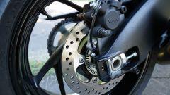 Disco posteriore da 250mm + sensore ABS