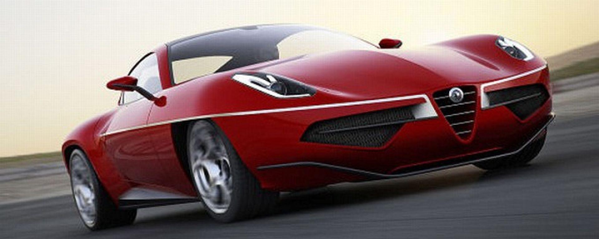 Disco Volante 2012 by Touring Superleggera, le nuove foto
