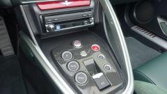 Disco Volante Spyder by Touring Superleggera, la strumentazione