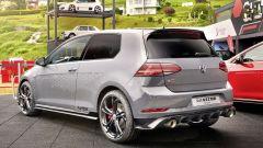 Disponibile anche il grigio Pure Grey per la Golf GTI TCR 2018