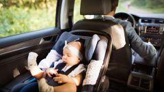 Dispositivi antiabbandono: segnalatori acustici per avvisare i genitori