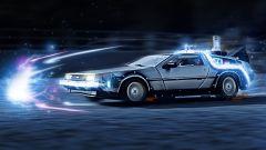 DMC DeLorean, l'auto di Ritorno al Futuro diventa elettrica?