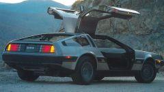 DMC DeLorean, portiere che si aprono ad ala di gabbiano