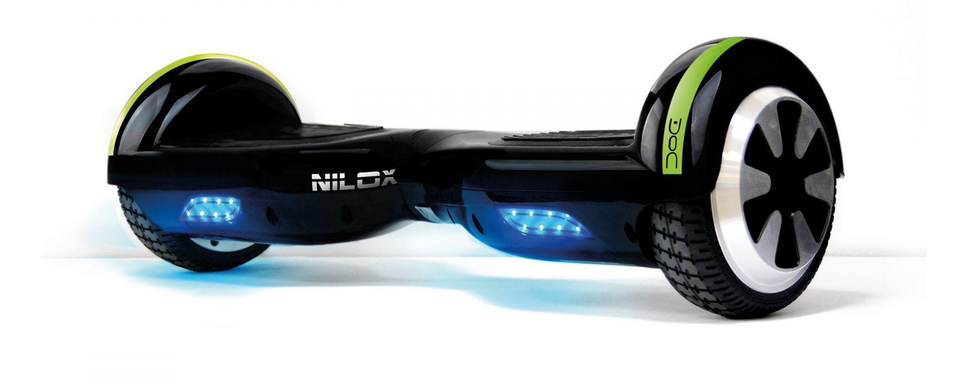 DOC: il board elettrico di Nilox