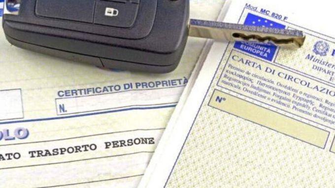 Documento Unico Circolazione e Proprietà