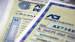Documento unico di circolazione auto, rinvio a novembre 2020
