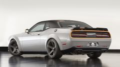 Dodge Challenger GT AWD Concept: vista 3/4 posteriore
