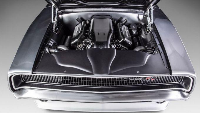 Dodge Charger Maximus: dentro il cofano del dragster da strada
