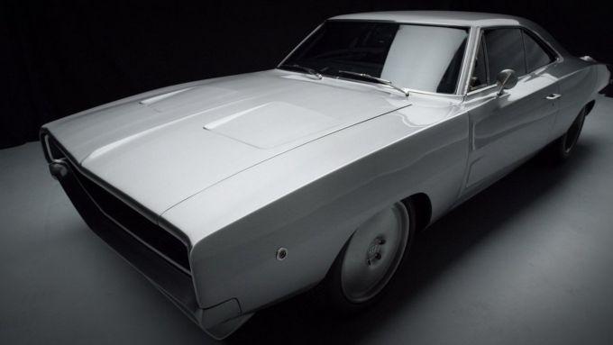 Dodge Charger Maximus: la macchina di Dominic Toretto in Fast&Furios 7
