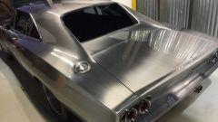 Dodge Charger Maximus: la macchina vista dall'alto