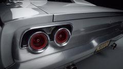 Dodge Charger Maximus: un dettaglio dei fari posteriori