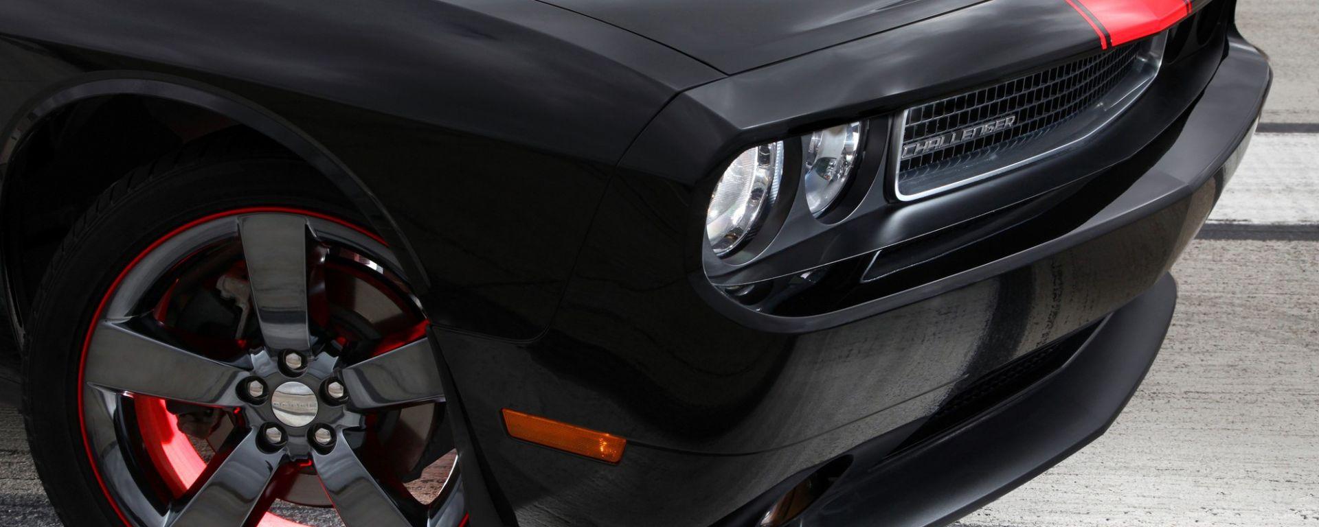 Dodge Chellenger Rallye Redline