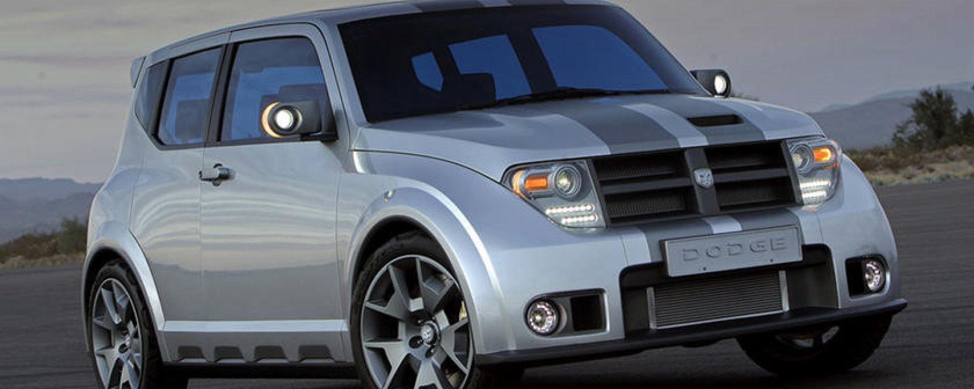 Dodge Hornet 2022: un SUV compatto per rilanciare il marchio americano