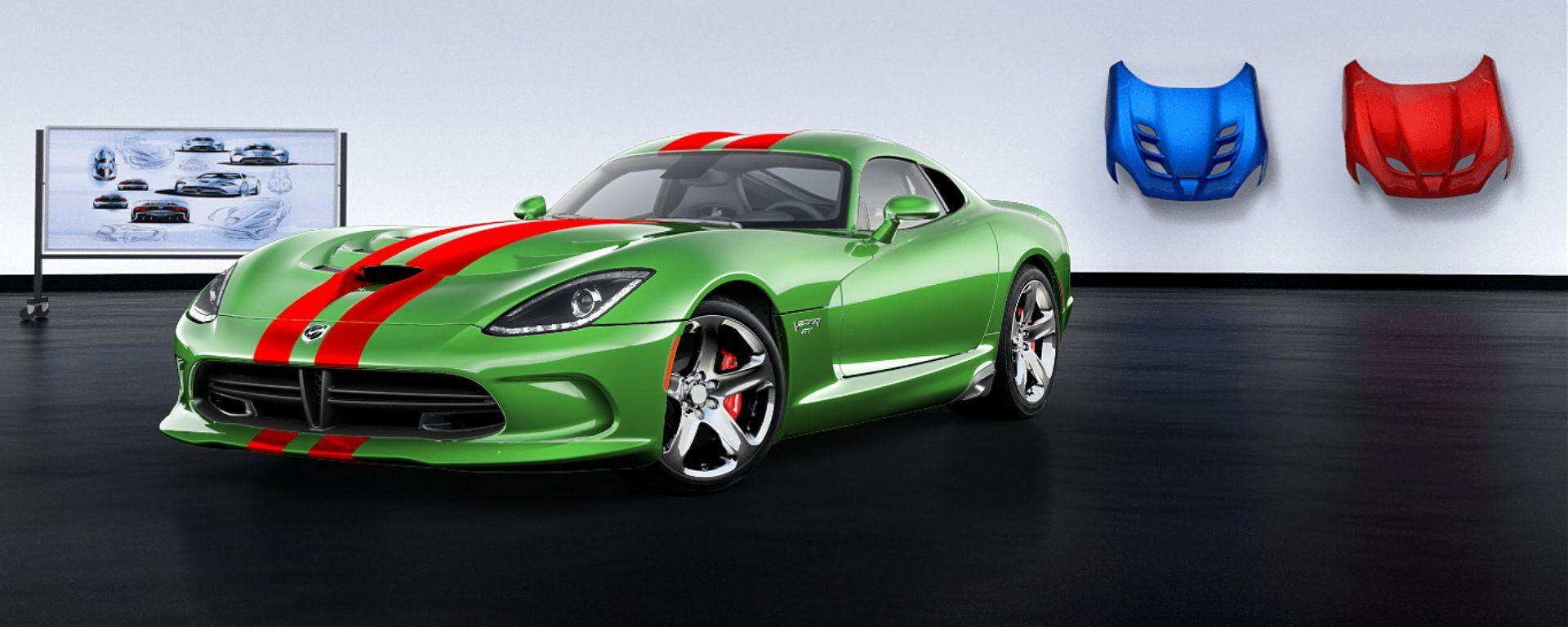 Dodge Viper 2016: una, nessuna, 50milioni