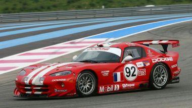 Dodge Viper GTS-R Team Oreca