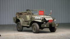 Dodge WC-57 Command Car: 3/4 anteriore