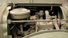 Dodge WC-57 Command Car: dettaglio del motore