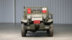 Dodge WC-57 Command Car: il frontale