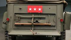 Dodge WC-57 Command Car: il posteriore