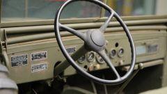 Dodge WC-57 Command Car: il volante