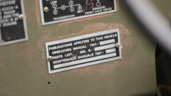 Dodge WC-57 Command Car: particolare