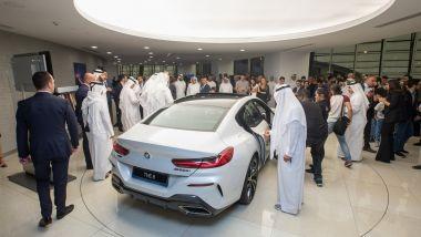 Doha: un nuovo salone dell'auto nella capitale del Qatar?