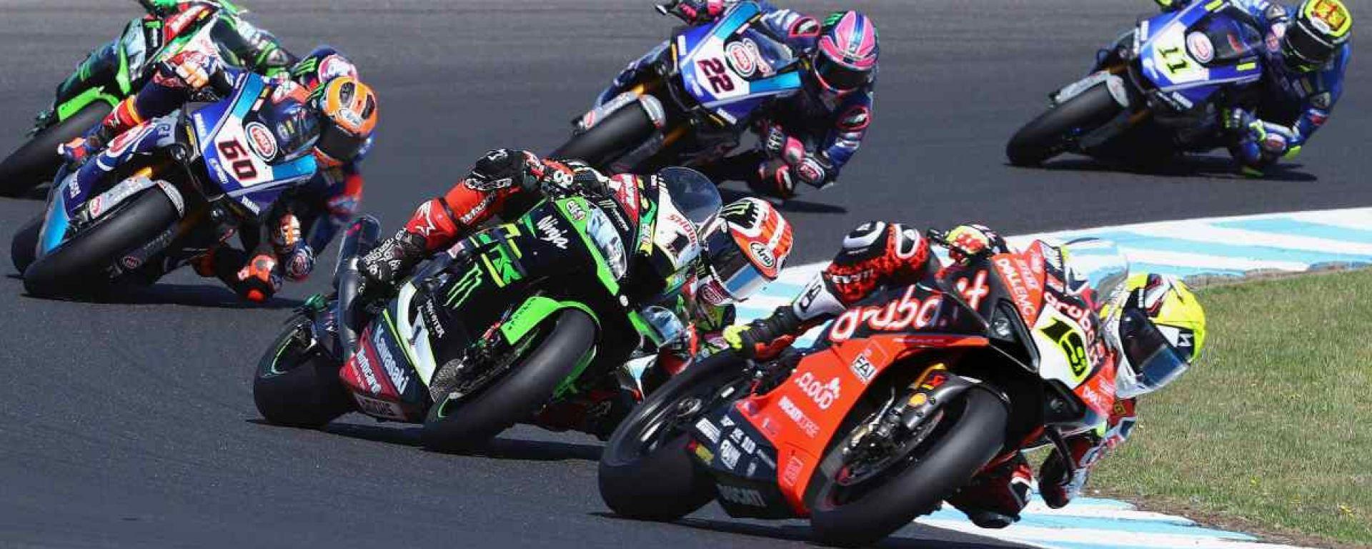 Domani torna la Superbike ad Aragon. Chi fermerà Bautista?