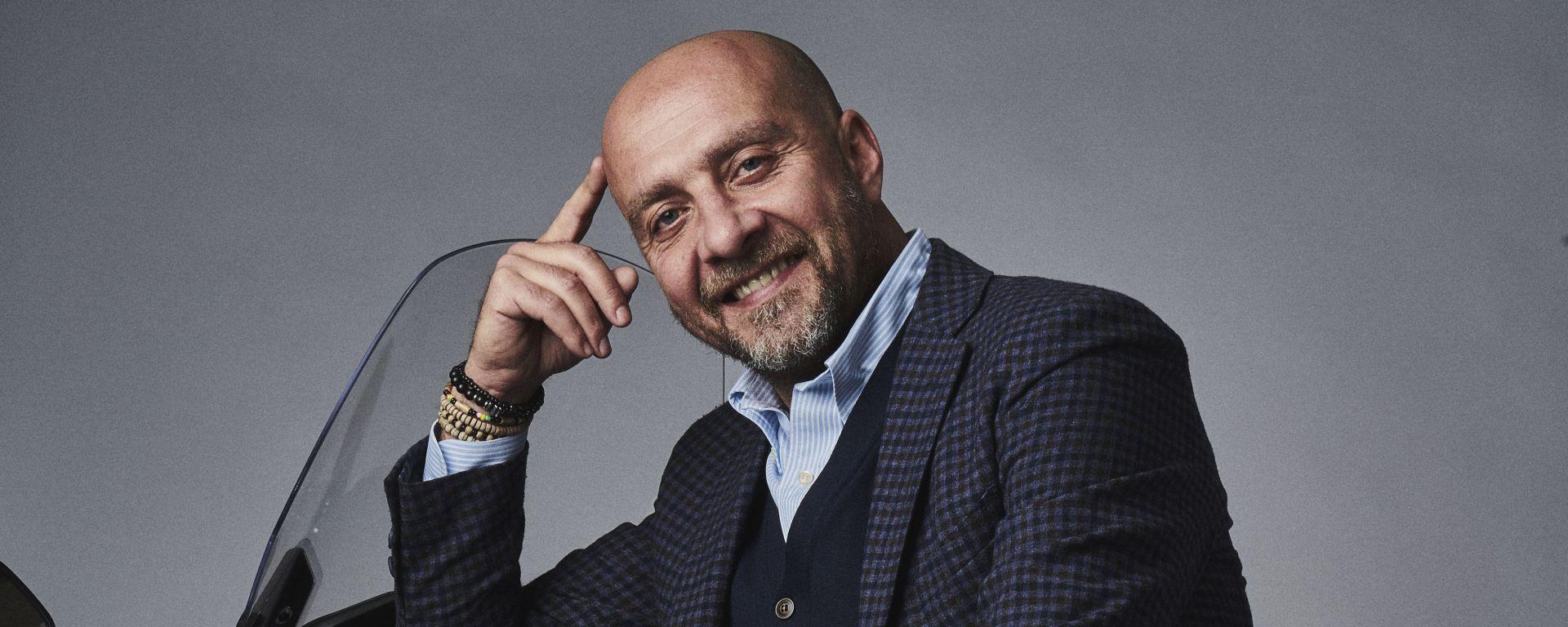 Domenico Lojacono per SYM Italia