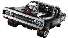 Dom's Dodge Charger: visuale di 3/4 anteriore