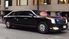 Donald Trump, nuova limousine presidenziale. Su base Cadillac CT6