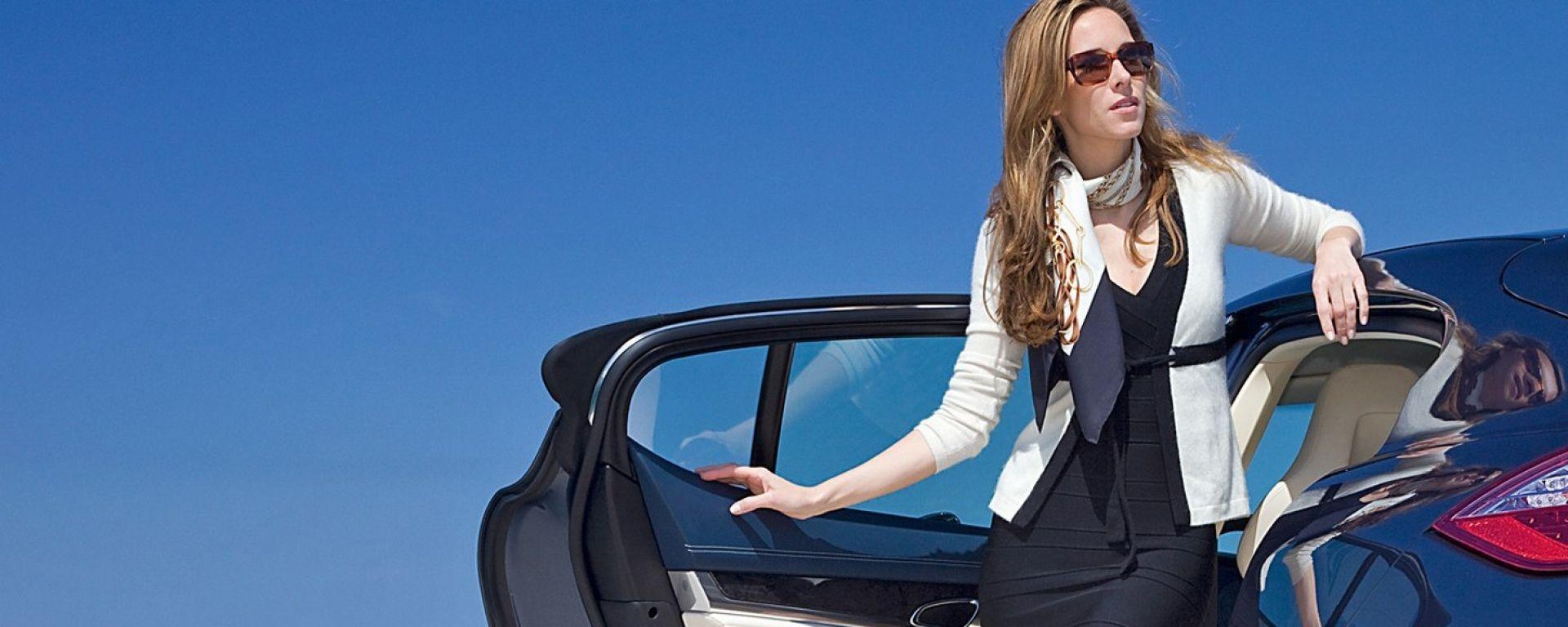 Donne al volante...di un'azienda automobilista. Sono sempre più numerose
