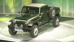 Dopo 20 anni Jeep torna ai pick-up  - Immagine: 2