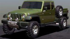 Dopo 20 anni Jeep torna ai pick-up  - Immagine: 4