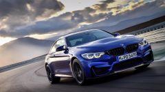 Dopo la GTS, la nuova BMW M4 CS è la più estrema delle Serie 4
