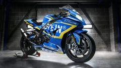 Dopo una fama creata grazie alle quattro ruote, Bilstein si cimenta nel mondo moto