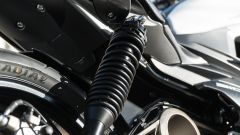 Doppia sospensione posteriore per la Zontes 310V