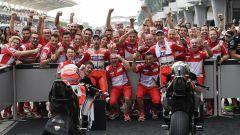 Doppietta Ducati a Sepang