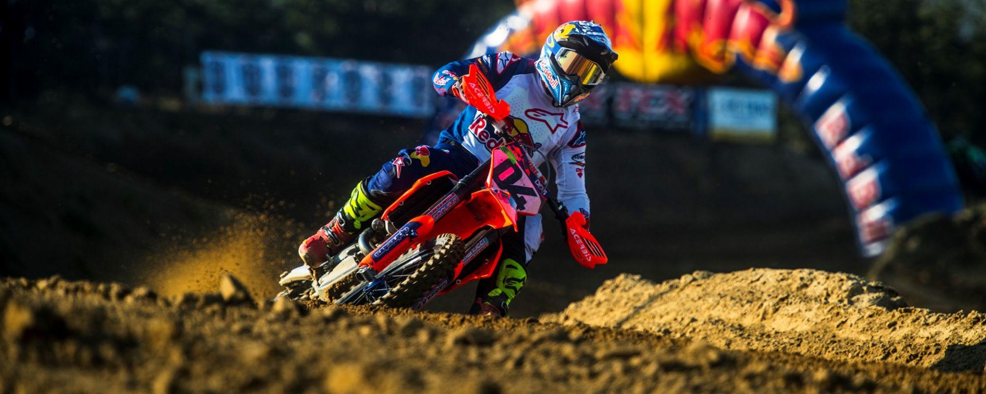 Dovi Off Track, la passione di Dovizioso per il Motocross