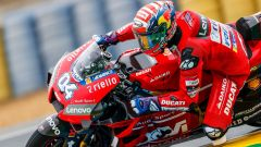 Dovizioso a Le Mans
