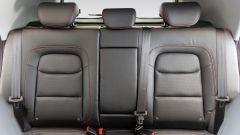 DR 5.0 Turbo DCT: il divano posteriore