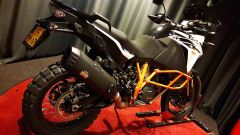 Dr. Jekyll & Mr. Hyde, scarico su KTM 1090 Adventure R