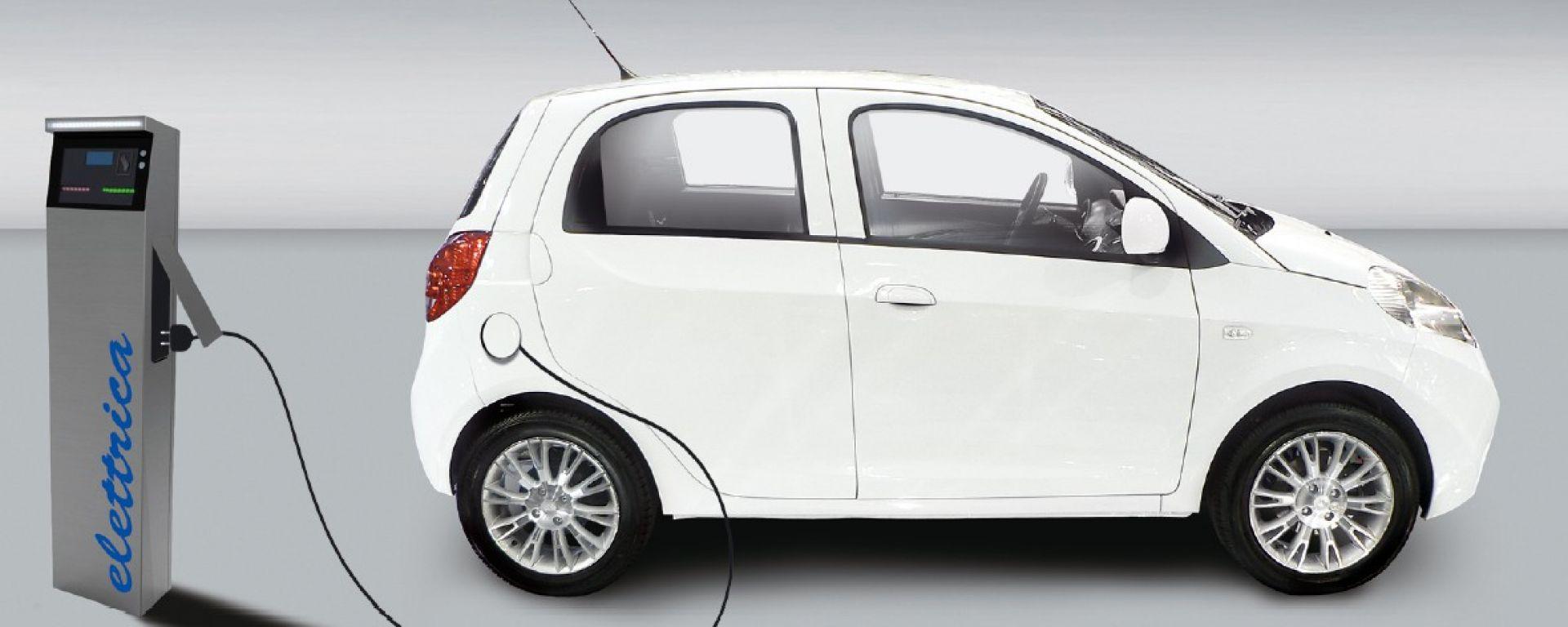 Auto elettriche dr1 elettrica motorbox for 1 1 2 box auto