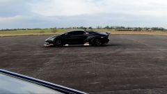 Tesla Model S vs Lamborghini Aventador, il test di CarWow