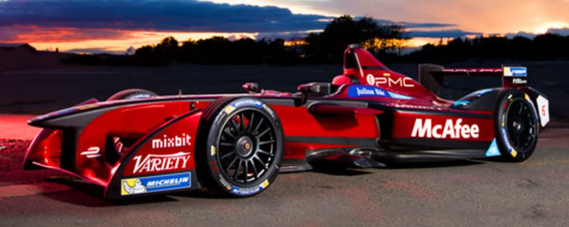 Dragon Racing - Penske