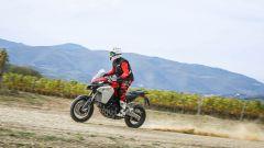 DRE 2020: la Multistrada 1260 Enduro a Nipozzano
